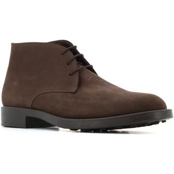 Scarpe Uomo Stivaletti Antica Cuoieria scarpe uomo polacchini 17337-M-G93 MOUNT TARTUFO Pelle