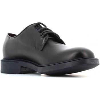 Scarpe Uomo Derby Soldini STONE HAVEN scarpe uomo classiche 19613-Y-S41 BRUSH NERO Pelle