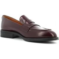 Scarpe Donna Mocassini Antica Cuoieria scarpe donna mocassini 20270-M-Z12 MONACO BORDEAUX Pelle