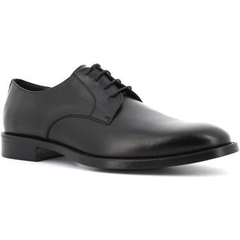 Scarpe Uomo Derby Antica Cuoieria scarpe uomo classiche 20985-C-VA6 COLORADO NERO Pelle