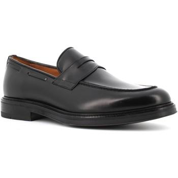Scarpe Uomo Mocassini Antica Cuoieria scarpe uomo mocassini 19939-D-U64 DALTON NERO Pelle
