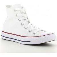 Scarpe Donna Sneakers alte Converse ALL STAR HI M7650C blanco blanc