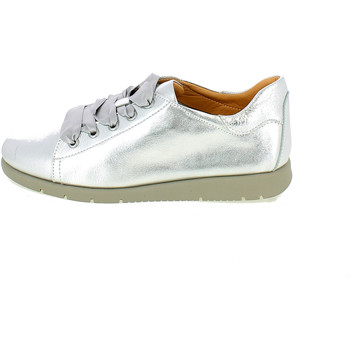 Scarpe Donna Sneakers basse Wave 8154.16_36 ARGENTO