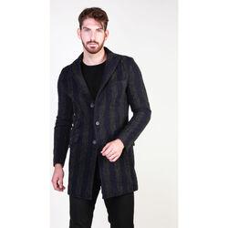 Abbigliamento Uomo Cappotti Made In Italia - amerigo Blu