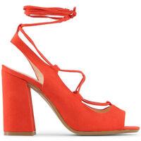 Scarpe Donna Sandali Made In Italia - linda Rosso
