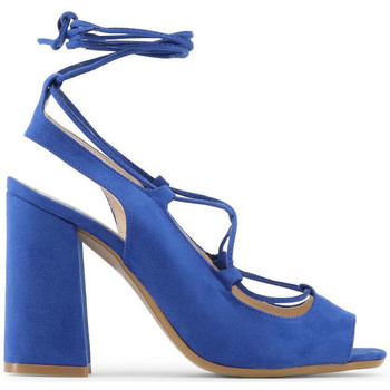 Scarpe Donna Sandali Made In Italia - linda Blu