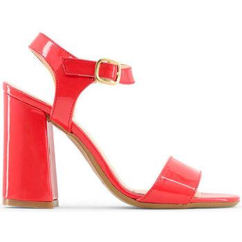 Scarpe Donna Sandali Made In Italia - angela Rosso
