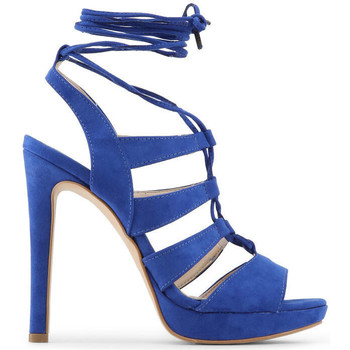 Scarpe Donna Sandali Made In Italia - flaminia Blu