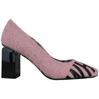 Scarpe Donna Décolleté Thewhitebrand Stiletto soft pink Rosa