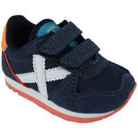 Scarpe Sneakers basse Munich baby massana vco 8820348 Blu