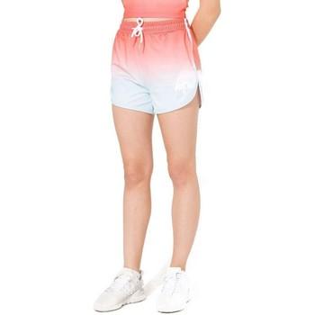 Abbigliamento Bambina Shorts / Bermuda Hype  Rosso