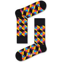 Accessori Uomo Calzini Happy Socks Optiq square sock Multicolore
