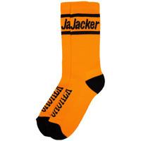 Accessori Uomo Calzini Jacker After logo socks Arancio