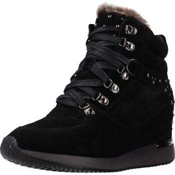 Scarpe Donna Sneakers alte Carmela 66878C Nero