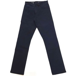 Abbigliamento Uomo Chino 9.2 By Carlo Chionna ATRMPN-06449 Blu
