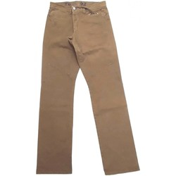 Abbigliamento Uomo Chino 9.2 By Carlo Chionna ATRMPN-06452 Beige