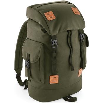 Borse Zaini Bagbase BG620 Verde militare