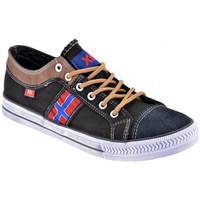 Scarpe Uomo Sneakers basse Xti FlagSportivebasseSportivebasse Sportive basse nero