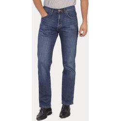 Abbigliamento Uomo Jeans dritti Wrangler ATRMPN-17211 Blu