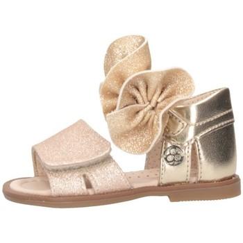 Scarpe Bambina Sandali Florens J006552D Sandalo Bambina Platino Platino
