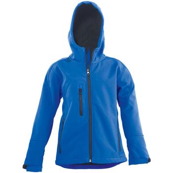 Abbigliamento Unisex bambino Felpe in pile Sols REPLAY WINTER KIDS Azul