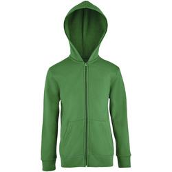 Abbigliamento Unisex bambino Felpe Sols STONE COLORS KIDS Verde