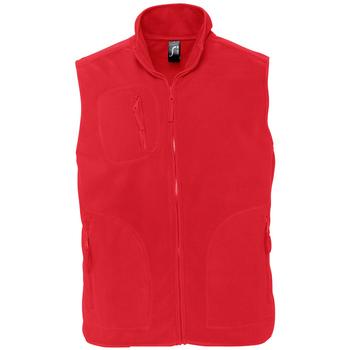 Abbigliamento Felpe in pile Sols NORWAY POLAR Rojo