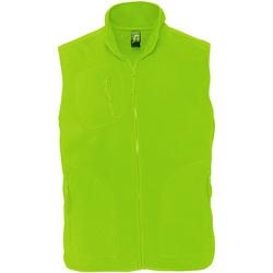 Abbigliamento Felpe in pile Sols NORWAY POLAR Verde