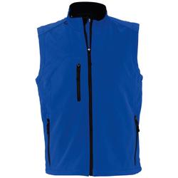 Abbigliamento Uomo giacca a vento Sols RALLYE SPORT MEN Azul