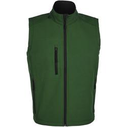 Abbigliamento Uomo Felpe in pile Sols RALLYE SPORT MEN Verde