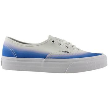 Scarpe Sneakers basse Vans Authentic ombre blue true white Bianco