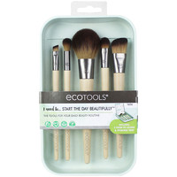Bellezza Donna Pennelli Ecotools Start The Day Beautifully Lote 5 Pz 5 u