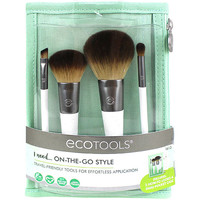 Bellezza Donna Pennelli Ecotools On The Go Style Lote 5  Pz