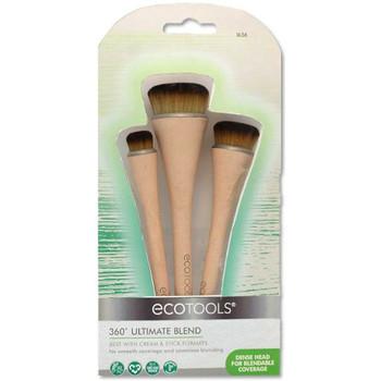 Bellezza Donna Pennelli Ecotools 360º Ultimate Blend Cofanetto 3 Pz 3 u