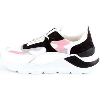 Scarpe Donna Sneakers basse Date D.A.T.E. W321-FG-NK-WP Sneakers Donna Bianco Bianco