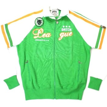 Abbigliamento Uomo Felpe Datch ATRMPN-17242 Verde
