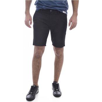 Abbigliamento Uomo Shorts / Bermuda Guess Shorts M02D05 WCRK1 Daniel nero