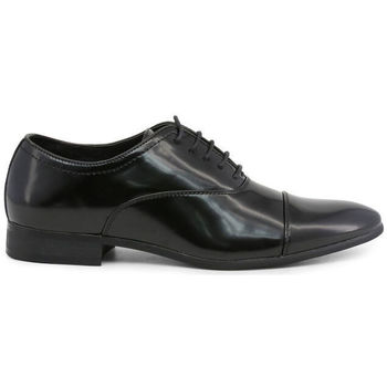 Scarpe Uomo Richelieu Duca Di Morrone - william Nero