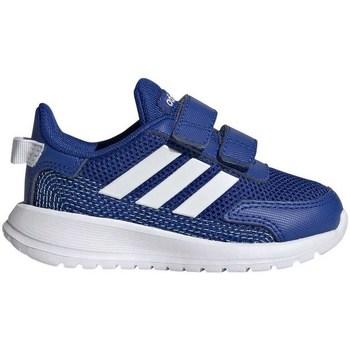 Scarpe Bambino Running / Trail adidas Originals Tensaur Run I Azzuro