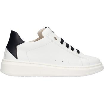 Scarpe Bambino Sneakers basse Sho.e.b. 76 - Sneaker bianco/blu 1704-R15 BIANCO