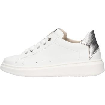 Scarpe Bambino Sneakers basse Sho.e.b. 76 - Sneaker bianco/arg 1704-R4 BIANCO