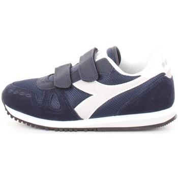 Scarpe Bambino Sneakers basse Diadora 101.174383 Basse Bambino Blu Blu