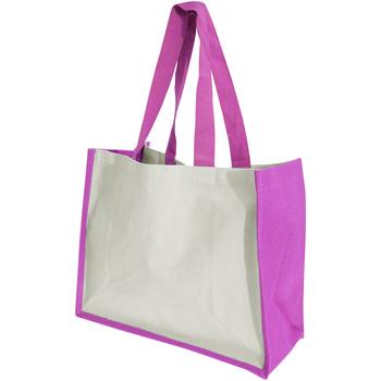 Borse Donna Tote bag / Borsa shopping Westford Mill W422 Fucsia