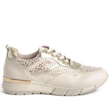 Scarpe Donna Sneakers basse Stephen Allen 10833-L7 Oro