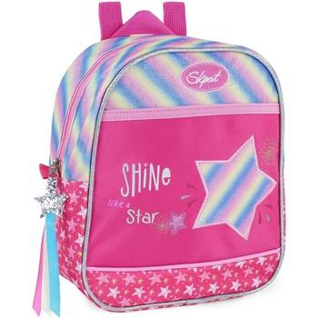 Borse Bambina Zaini Skpat SHINE LIKE A STAR 5 L Fucsia