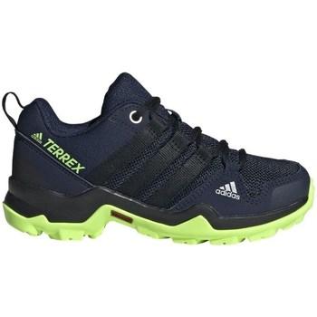 Scarpe Bambino Running / Trail adidas Originals Terrex AX2R K Nero, Blu marino