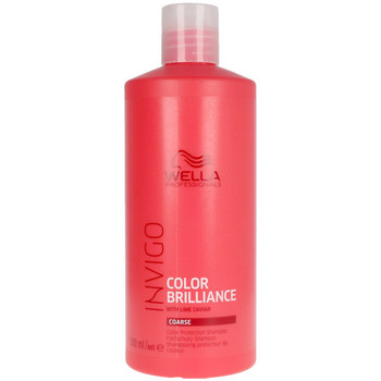 Bellezza Donna Shampoo Wella Invigo Color Brilliance Shampoo Coarse Hair  500 ml