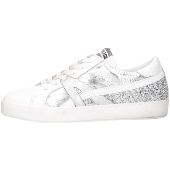 Scarpe Donna Sneakers basse Meline INC 1362 Sneakers Donna Bianco/argento Bianco/argento
