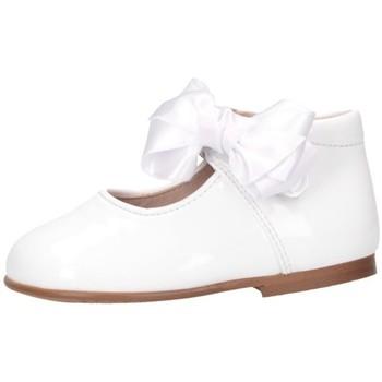 Scarpe Bambina Ballerine Cucada 12016AA Ballerina Bambina Bianco Bianco