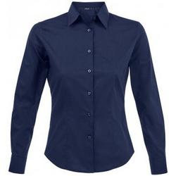 Abbigliamento Donna Camicie Sols Eden Blu